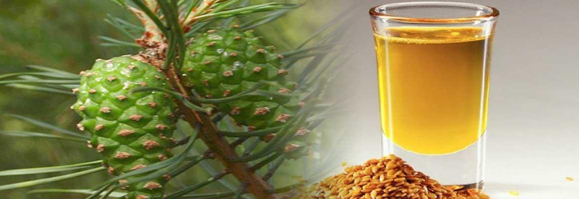 Turpentine Oil Natural Oil