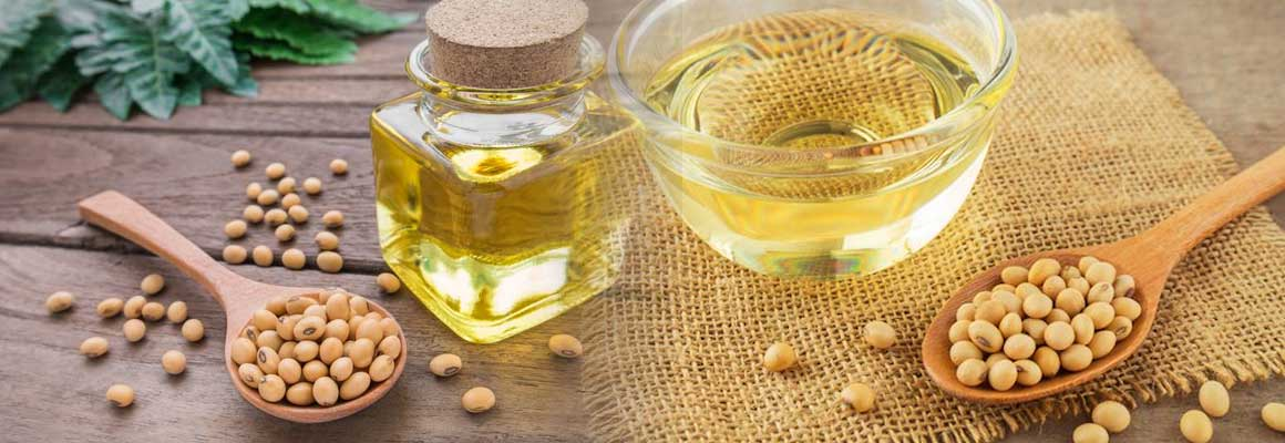 Soybean Oil Natural Oil