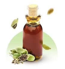 Cardamom Oil Specifications