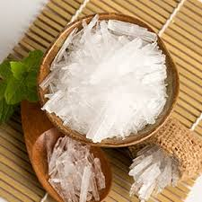Menthol Crystals Specifications